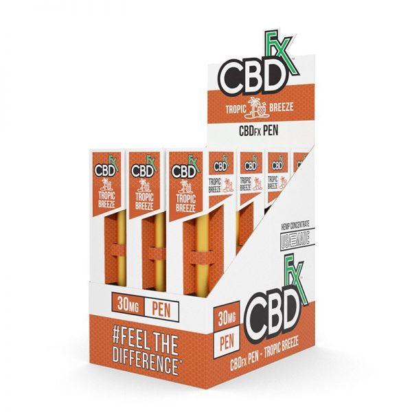 CBDfx-TR-12ct-vape-pens-pack-30mg