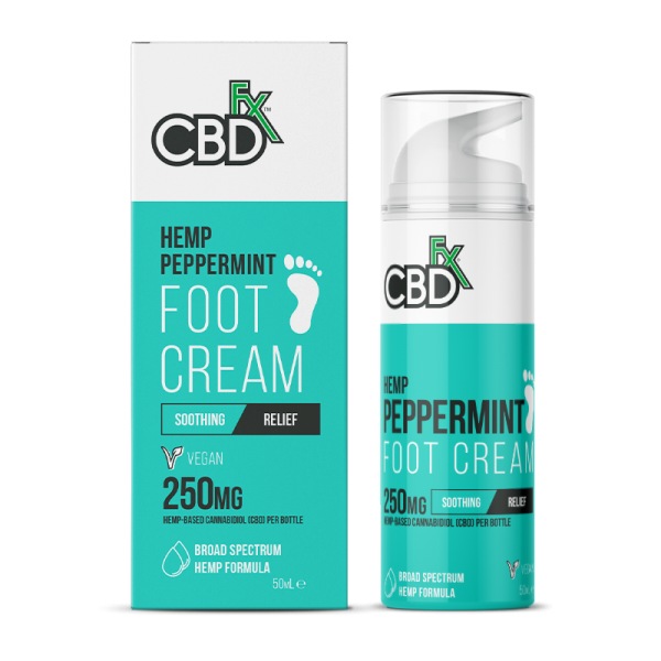 CBDFX-крем-за-крака-Peppermint-250MG-50ML