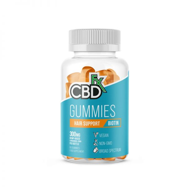 CBDFX-Gummies-Biotin