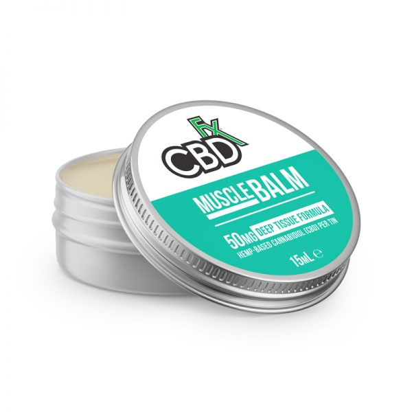 CBDFX-Mini Balm-Muscle-50MG-15ML