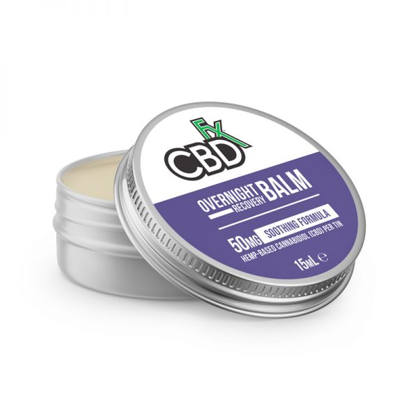 CBDFX-Mini Balm-Overnight-50MG-15ML