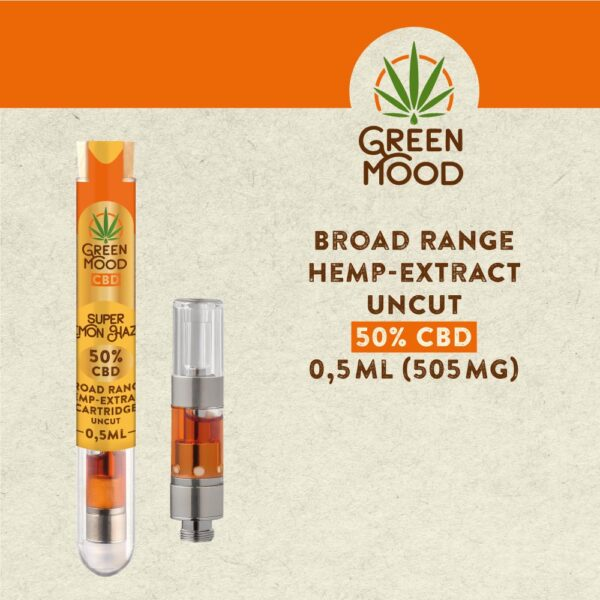 Broad-Range-Hemp-Extract-Cartridge-UNCUT-50D-Super-Lemon-Haze-0,5ml-(505mg)-TEXT